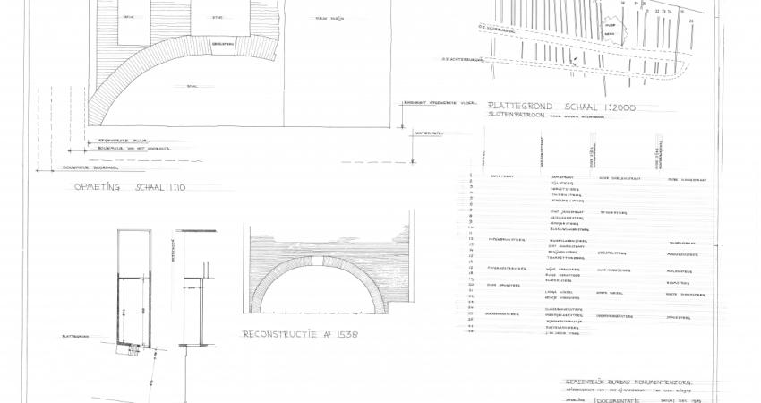 Bouwtekening_82_muur_souterrain-_met_muur-gevelsteen_